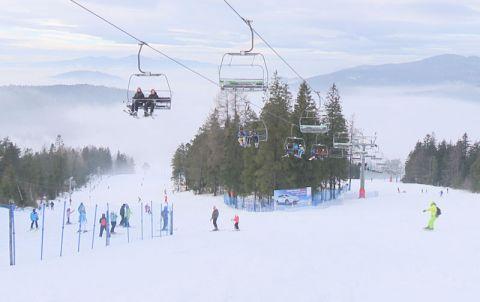 wyciąg narciarski Dwie Doliny - Wierchomla