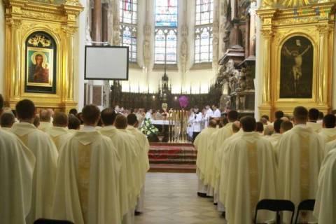 Msza Krzyżma Świętego Tarnów