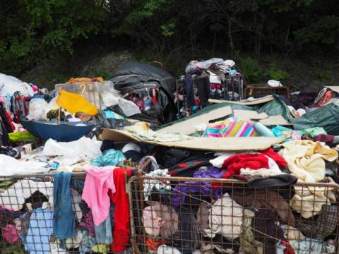 Miasto wywiezie śmieci ze Starego Młyna, bo właściciel wysypiska jest nieuchwytny