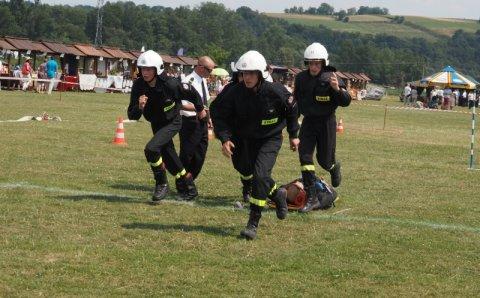 Łososina Dolna: Na ile wyceniają tu godzinę z życia strażaka ochotnika?