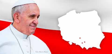 Papież Franciszek w Polsce