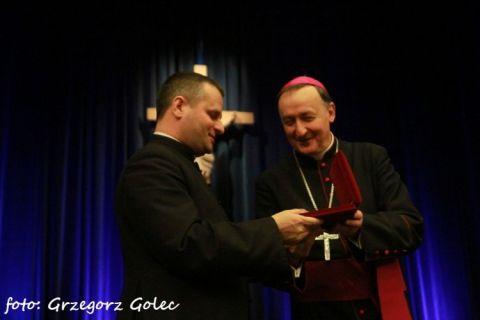ks. bp pomocniczy diecezji tarnowskiej Leszek Leszkiewicz: odebranie nominacji