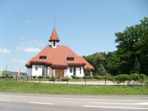 Parafia pw. NMP Częstochowskiej w Zabęłczu