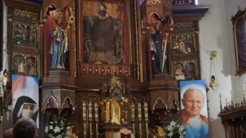 Uroczystości pogrzebowe Szczepnów
