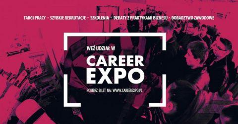 Targi Pracy Career EXPO ICE Kraków