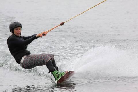 Stary Sącz: To nie Saint Tropez, ale wakeboarding już jest!