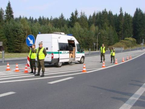 Koniec kontroli granicznych między Polską a Słowacją