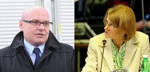 Ryszar Nowak i Teresa Krzak