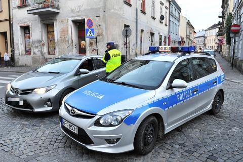 Od jutra sądeccy policjanci będą protestować. Jakie zmiany czekają kierowców?