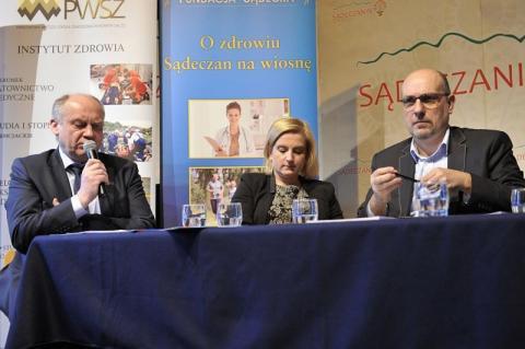 seminarium o zdrowiu, fot. sadeczanin.info