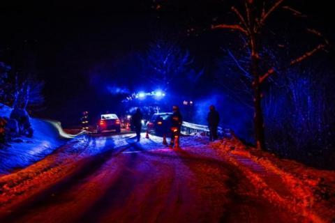 Chełmiec: Pomógł wypadek czy zimowy numer, bo z odśnieżaniem lepiej