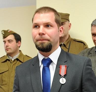 Grzegorz Olszewski, nagroda im. Ks. Prof. KB. Kumora, 2018