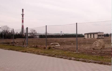 Działka przy ul. Węgierskiej, fot. KS