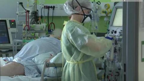 Epidemia zbiera śmiertelne żniwo w Małopolsce. Sądeckie ma coraz więcej chorych