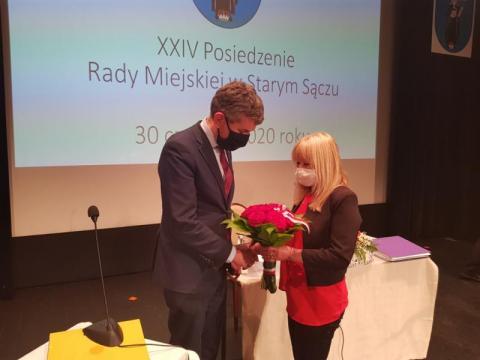 Stary Sącz: burmistrz Jacek Lelek dostał absolutorium jednogłośnie