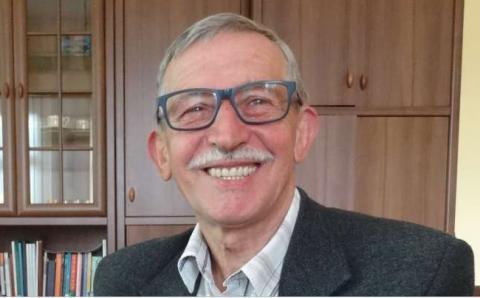 Aleksander Rybski - dyrektor I LO w Nowym Sączu
