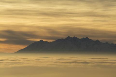 """Górska galeria """"Sądeczanina"""". Niesamowitych zdjęć Tatr wciąż przybywa"""