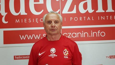 Andrzej Kuźma: mimo problemów w 2020 roku, amatorska piłka nożna dała radę