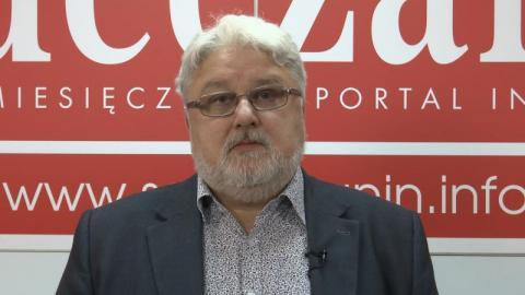Dyrektor Andrzej Zarych i Michał Mółka zachęcają do głosowania [WIDEO]
