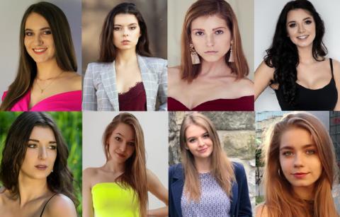 Piękne, młode i utalentowane. Poznaj półfinalistki Miss Małopolski 2020 [FILM]