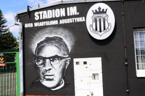 Wspomnienia Ojca Augustynka, duchowego patrona sądeckiego sportu