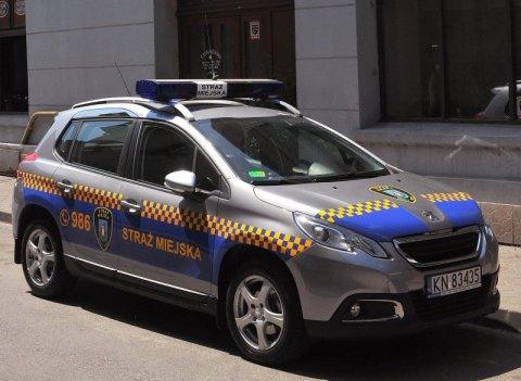 Nowy Sącz: Ile samochodów ma Straż Miejska? Szału nie ma