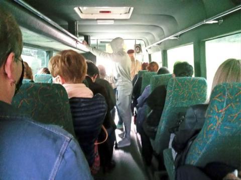 Jechali autobusem na tamten świat z Męciny do Nowego Sącza?