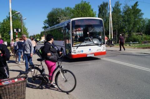 Takie dziwy, w Chełmcu będą jeździć autobusy. Tyle, że nie do Nowego Sącza…