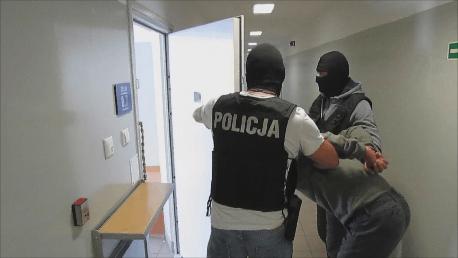 Sądeczanin: pobili mnie policjanci. Komenda zaprzecza