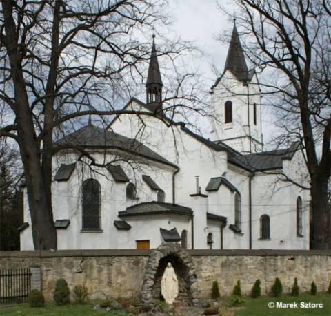 kościół Barcice