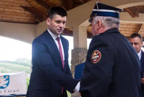 Duża kasa dla strażaków ochotników. Komu wojewódzki samorząd sypnął groszem