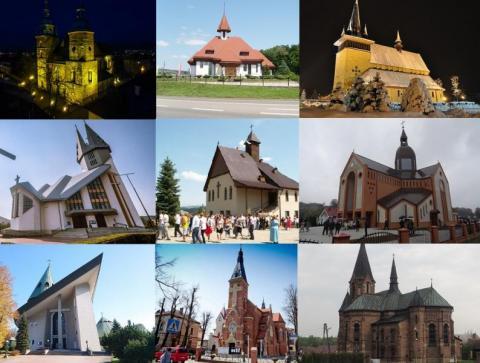 Na którą do kościoła? Msze święte i spowiedź w Nowym Sączu [LISTA]