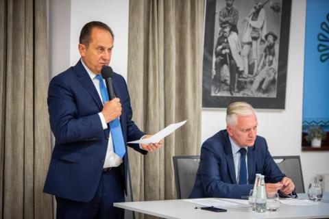 Będzie nowy program 500+ dla turystyki - zapowiada Andrzej Gut Mostowy