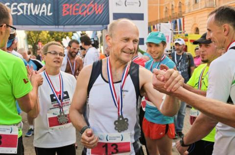 Zygmunt Berdychowski: najpierw Forum Ekonomiczne, potem Iron Run