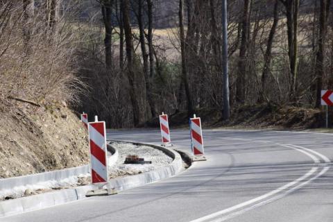 Budują chodnik w Bereście. Będzie bezpieczniej!