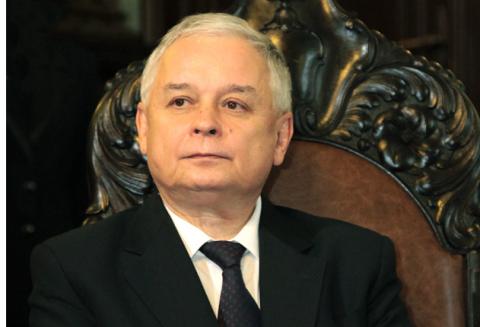 Niedokończony wywiad z prezydentem Lechem Kaczyńskim