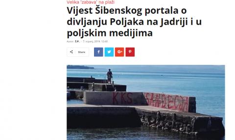 Chorwaci są wstrząśnięci zachowaniem Polaków. Byli zszokowani tym, co zobaczyli