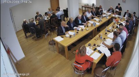 Jodłownik: będzie wzrost podatków? LIVE z sesji rady gminy