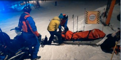 Śmierć nastolatka na stoku narciarskim na Magurze. Jak to się mogło stać