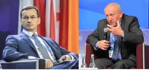 Premier Morawiecki to zrobił. Namawiał go do tego Ryszard Florek