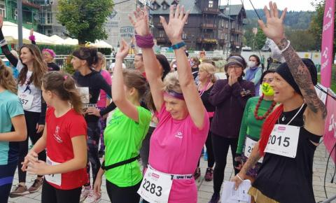 11 Tauron Festiwal Biegowy: taki był Bieg Kobiet na 600 metrów
