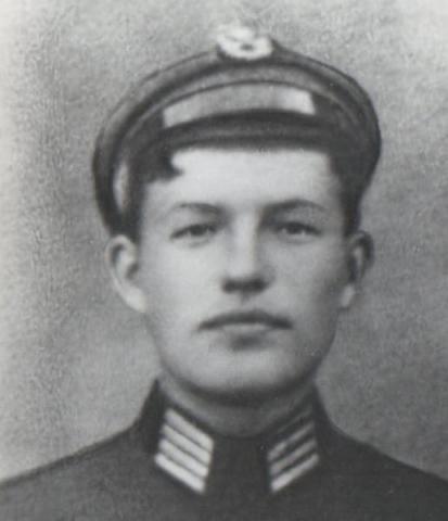 Karol Pękala, 1924 r. Fot. ze zbioru Anny Pękala-Capik