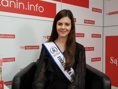 Rozmowa dnia: to była przygoda życia! Piękna Paulina finalistką Miss Polski