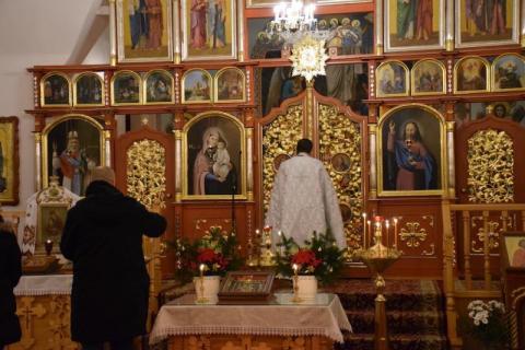 Krynica: prawosławni i grekokatolicy świętują Boże Narodzenie