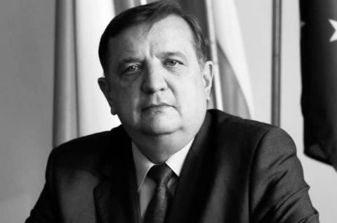 Zmarł Zbigniew Jurkiewicz, burmistrz Ciężkowic. Przegrał walkę z koronawirusem