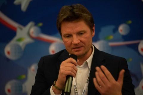 Burmistrz Karpacza Radosław Jęcek