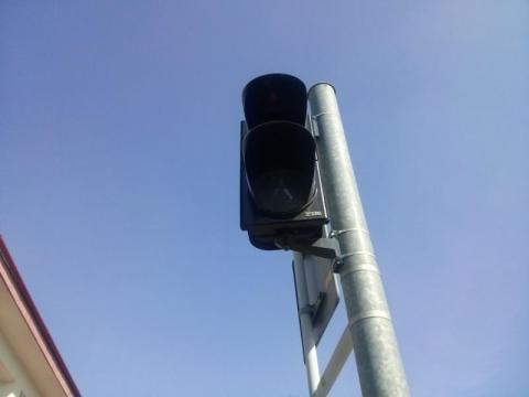 Nowy Sącz: światła na skrzyżowaniach znów bezgłośne. Jest niebezpiecznie