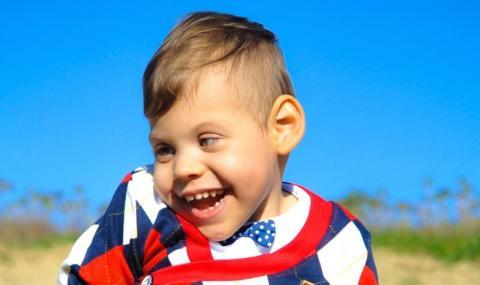 Bieg z uśmiechem może przynieść  zdrowie bardzo choremu Dawidkowi Cebuli