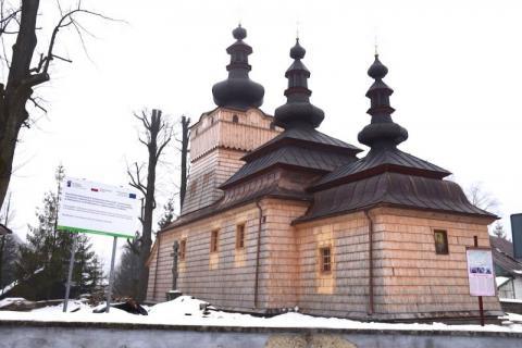 czytaj też: Ilu turystów w minionym roku zwiedziło zabytkową cerkiew w Powroźniku?