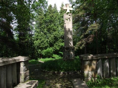 Niezwykły cmentarz wojenny w Limanowej